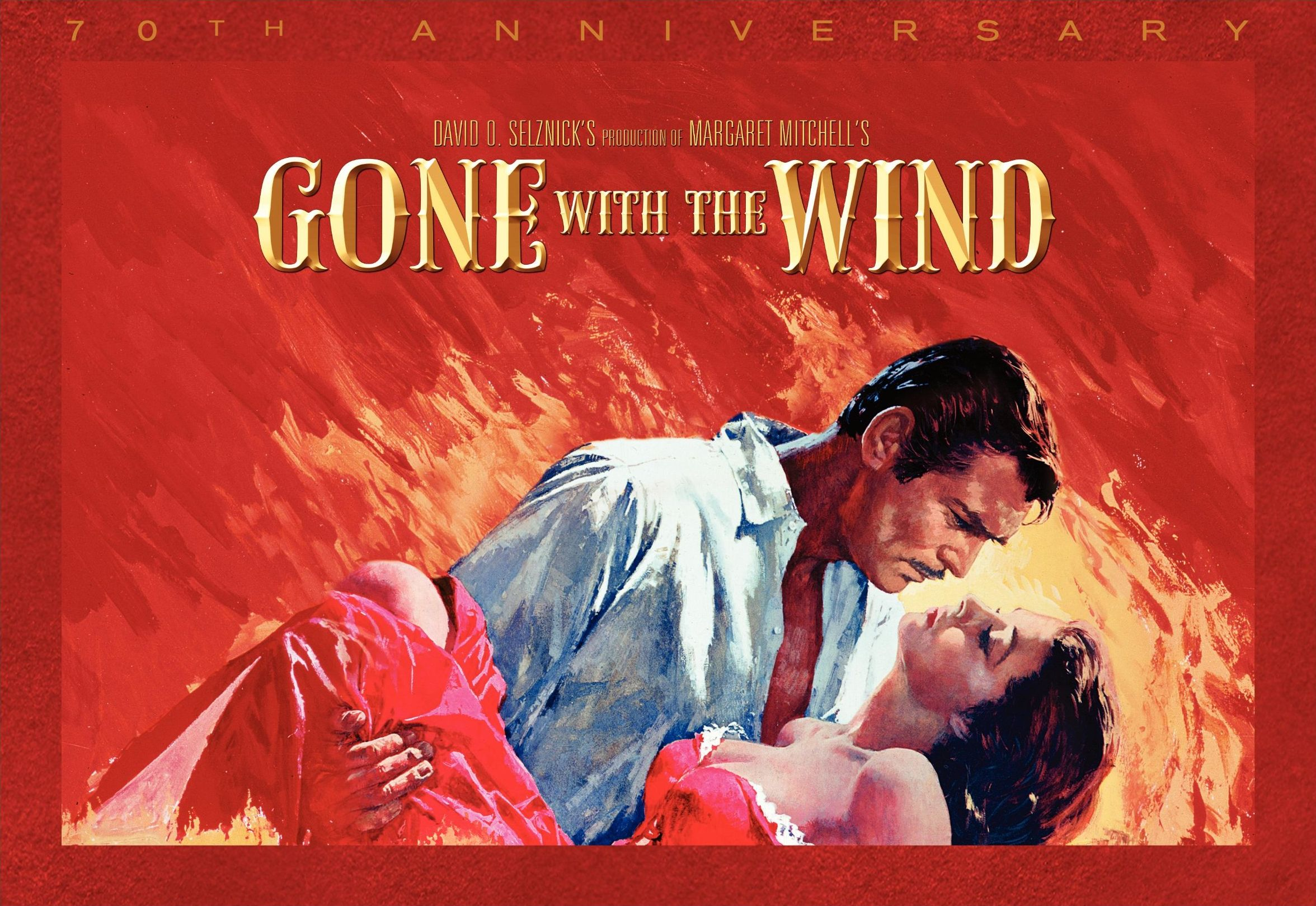 gone with the wind book and movie contrast Gone with the wind was the only book ms mitchell wrote and is an american classic gone with the wind essay - gone with the wind this is a film about contrast.