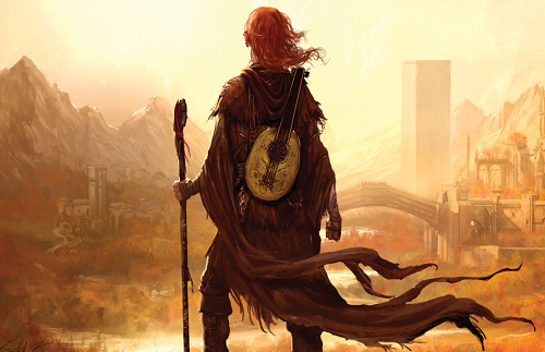 Kingkiller Chronicle: The Slow Regard of Silent Things by Patrick Rothfuss (2015