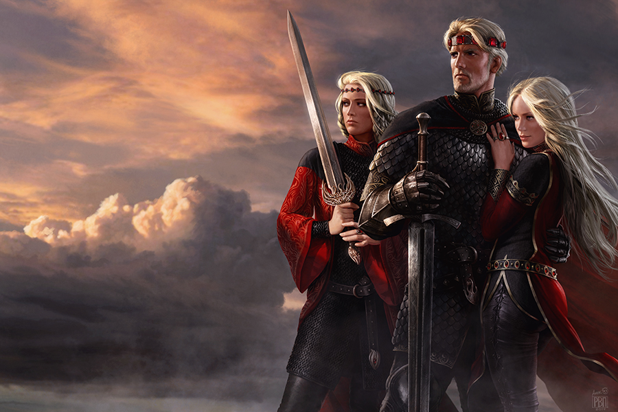 VoK 188: The World of Ice and Fire – Talking Targaryens