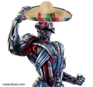 mexican ultron