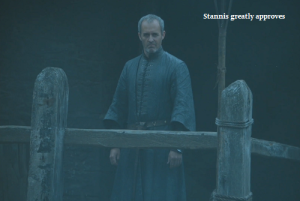 Stannis Approves